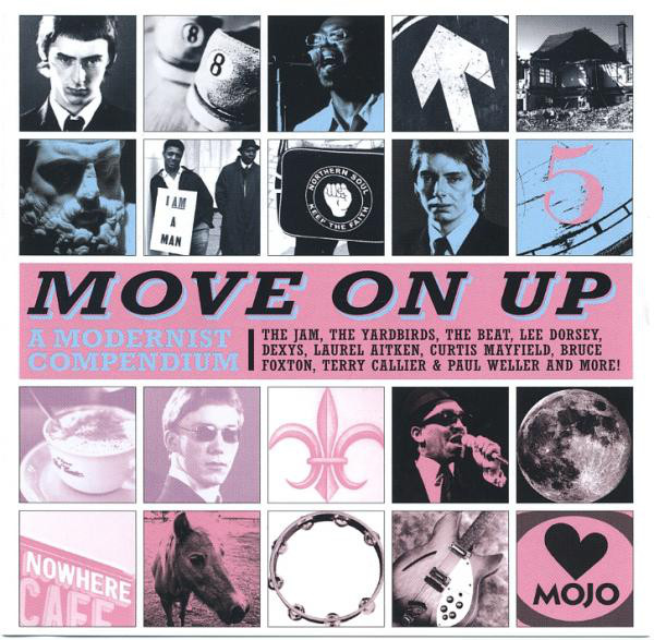 Various - Move On Up (A Modernist Compendium)