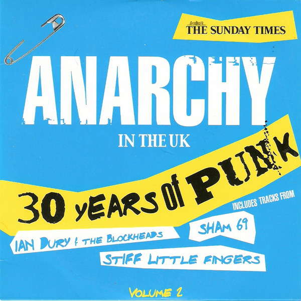 Various - Anarchy In The UK - 30 Years Of Punk - Volume 2