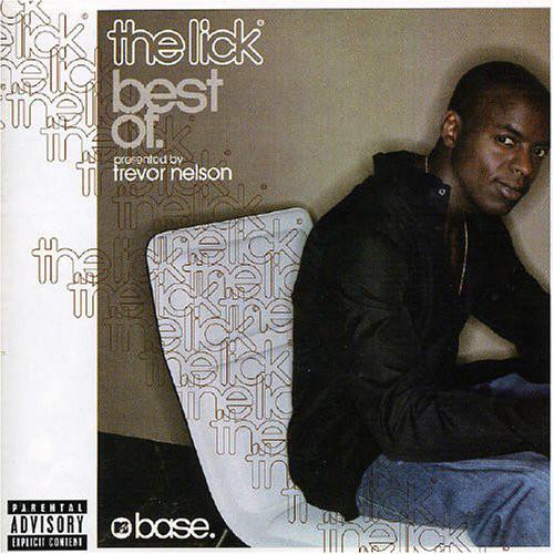 TREVOR NELSON - The Lick. Best Of. Presented By Trevor Nelson - CD