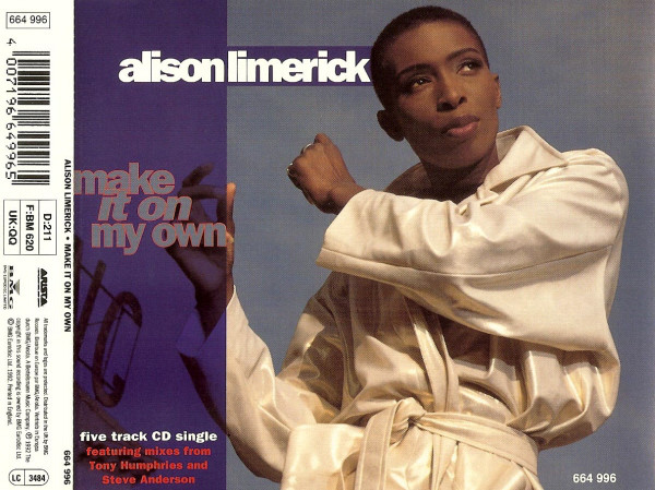 Alison Limerick - Make It On My Own