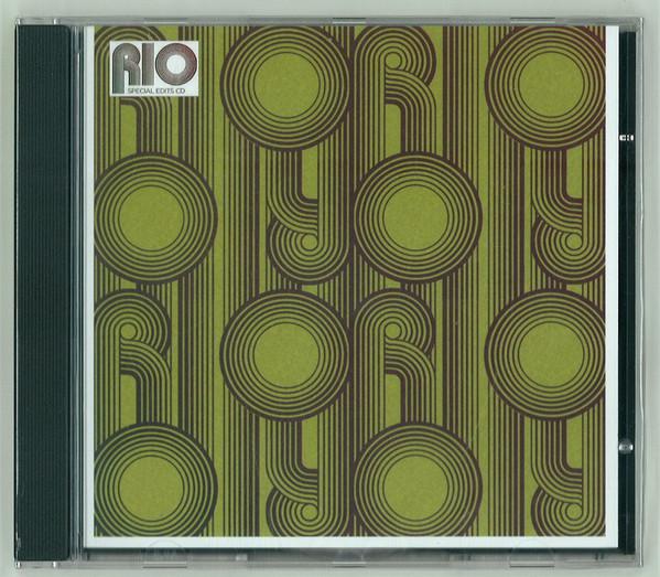 Rio Edits - Special Edits CD