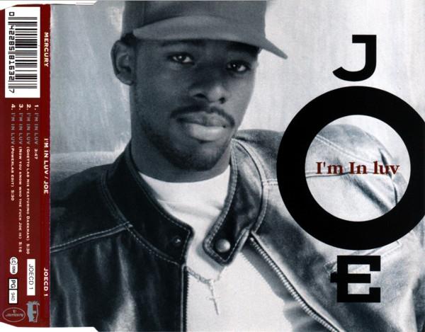 JOE - I'm In Luv - CD