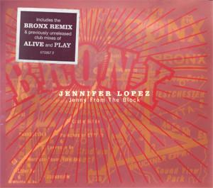 JENNIFER LOPEZ - Jenny From The Block - CD