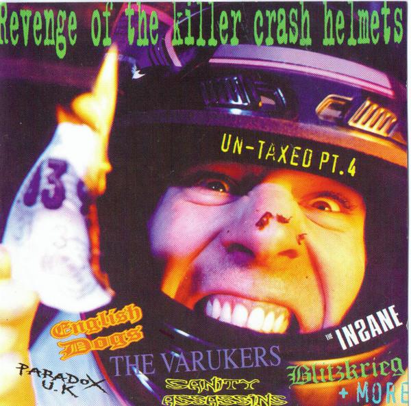 Various - Revenge Of The Killer Crash Helmets