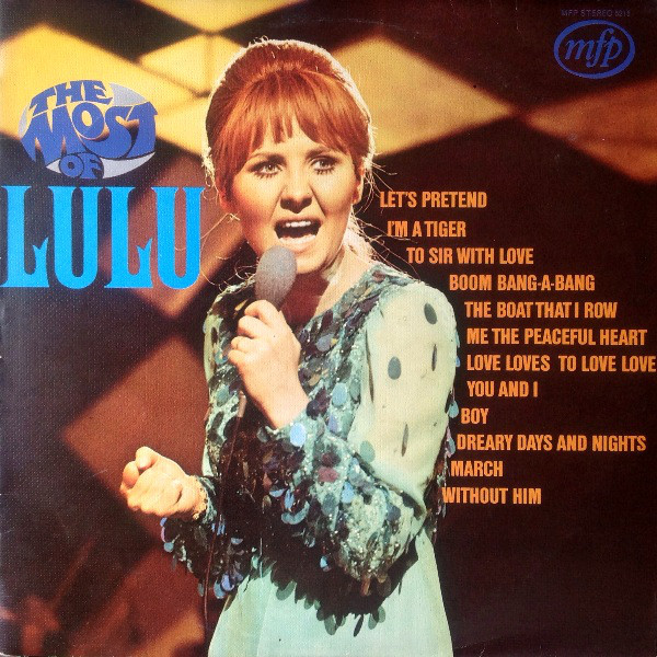 Lulu - The Most Of Lulu