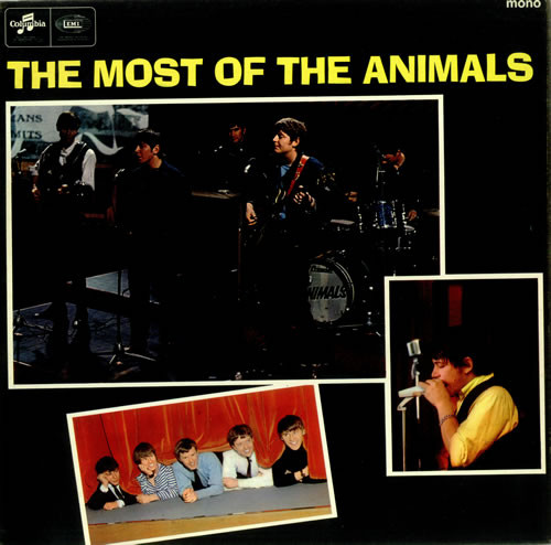 The Animals - The Most Of The Animals