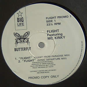FLIGHT featuring MC KINKY - FLIGHT