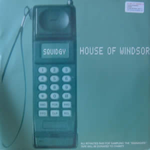 HOUSE OF WINDSOR - SQUIDGY - Maxi x 1