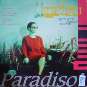 VARIOUS ARTISTS - PARADISO!