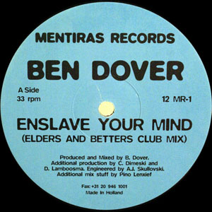 Ben Dover - Enslave Your Mind