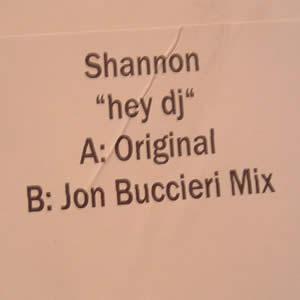 SHANNON - HEY DJ