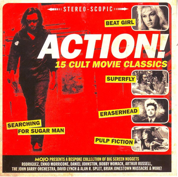Various - Action! (15 Cult Movie Classics)