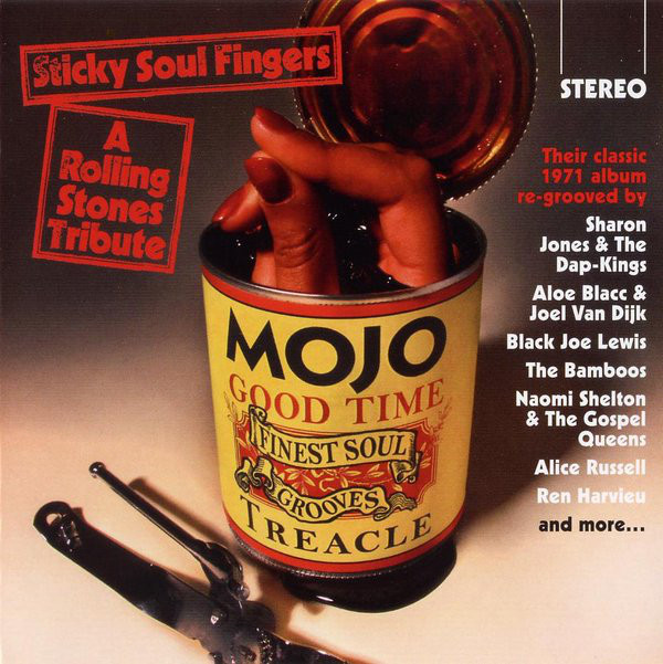 Various - Sticky Soul Fingers (A Rolling Stones Tribute)