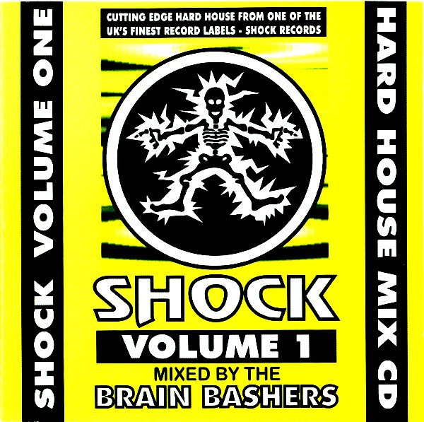 The Brain Bashers - Shock Volume 1