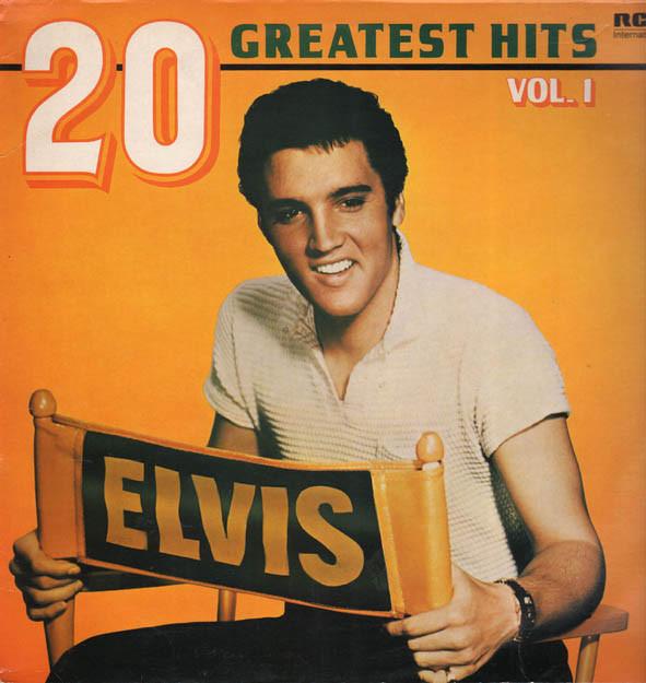 Elvis Presley - 20 Greatest Hits Vol. 1