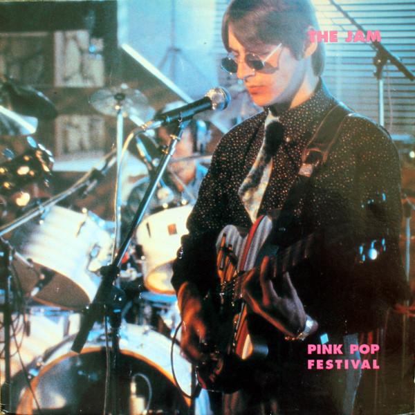 The Jam - Pink Pop Festival