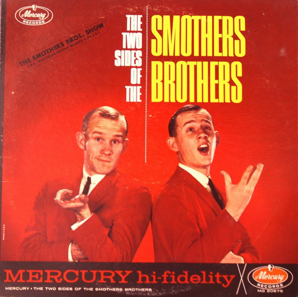 The Smothers Brothers - The Two Sides Of The Smothers Brothers