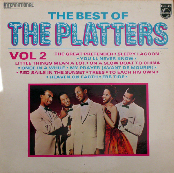 The Platters -  The Best Of The Platters Volume 2