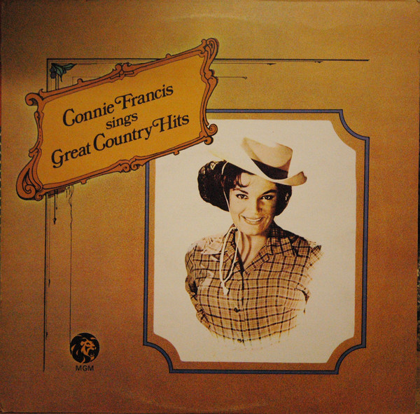 Connie Francis - Connie Francis Sings Great Country Hits