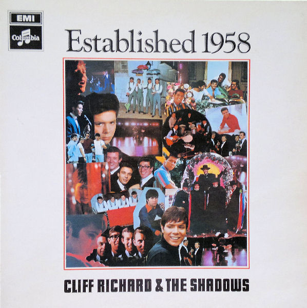 Cliff Richard & The Shadows - Established 1958