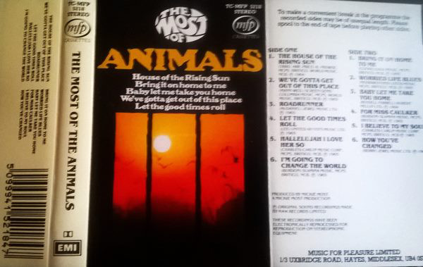 Animals - The Most Of
