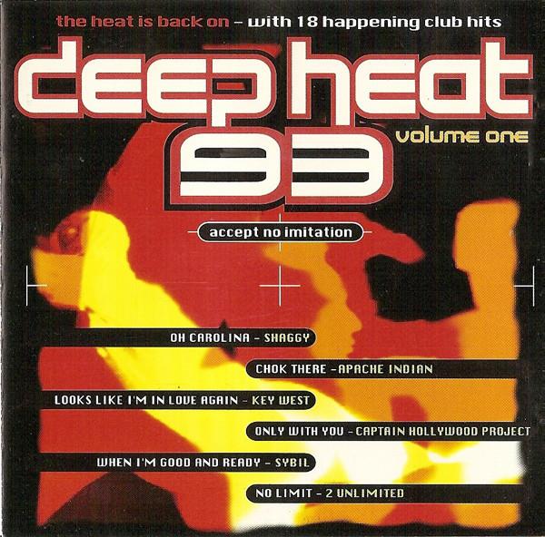 Various - Deep Heat 93 Vol. One
