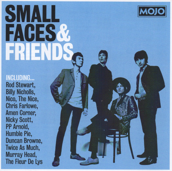 Various - Small Faces & Friends