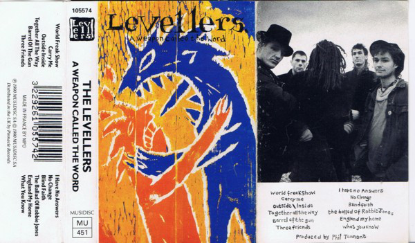 The Levellers - A Weapon Called The Word