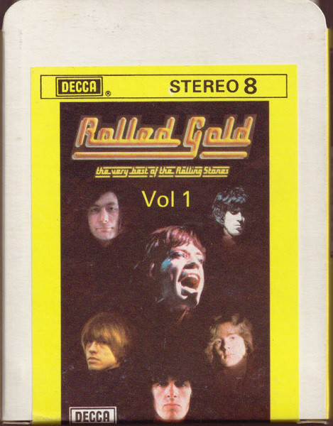 The Rolling Stones - Rolled Gold - Best Of The Rolling Stones Vol.1