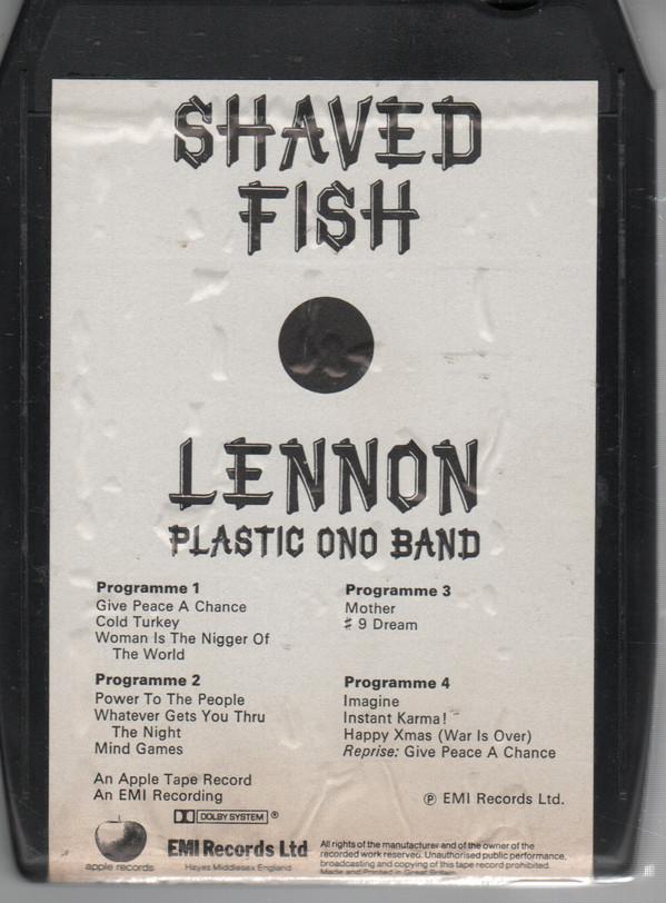 Lennon, Plastic Ono Band - Shaved Fish