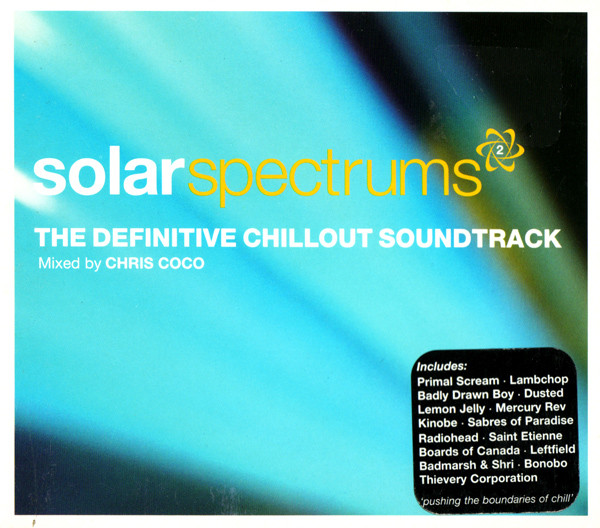 Chris Coco - Solar Spectrums 2