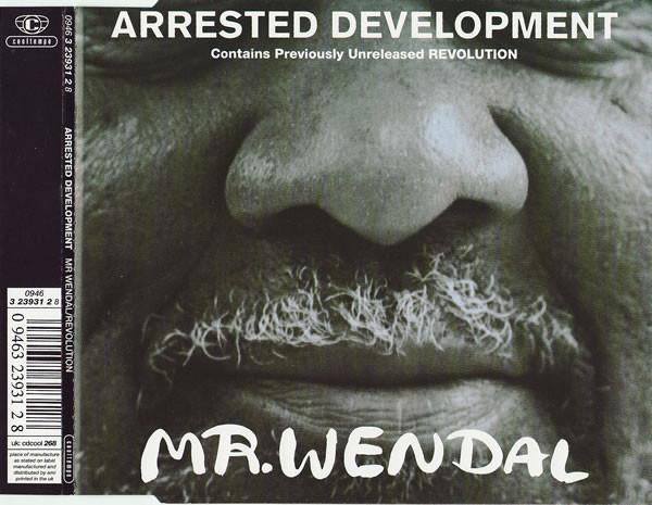 ARRESTED DEVELOPMENT - Mr. Wendal - CD