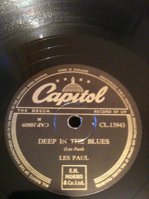 Les Paul - Deep In The Blues