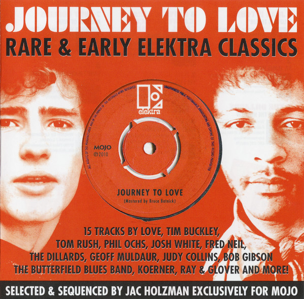 VARIOUS - Journey To Love (Rare & Early Elektra Classics) - CD