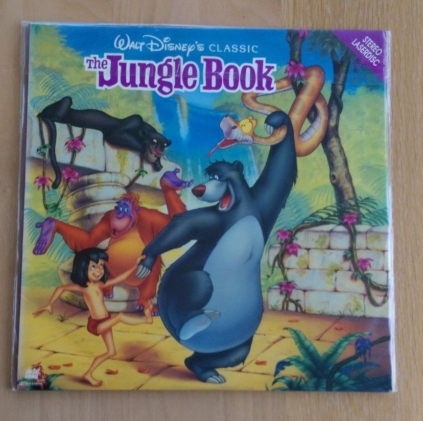Walt Disney - The Jungle Book (1967)