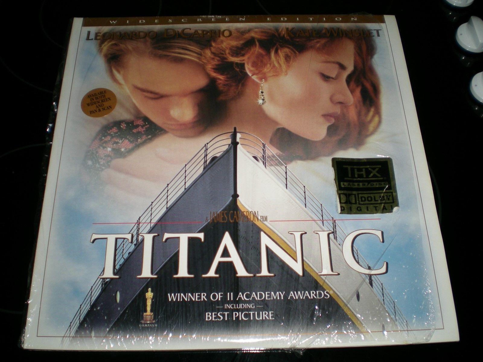 James Cameron - Titanic