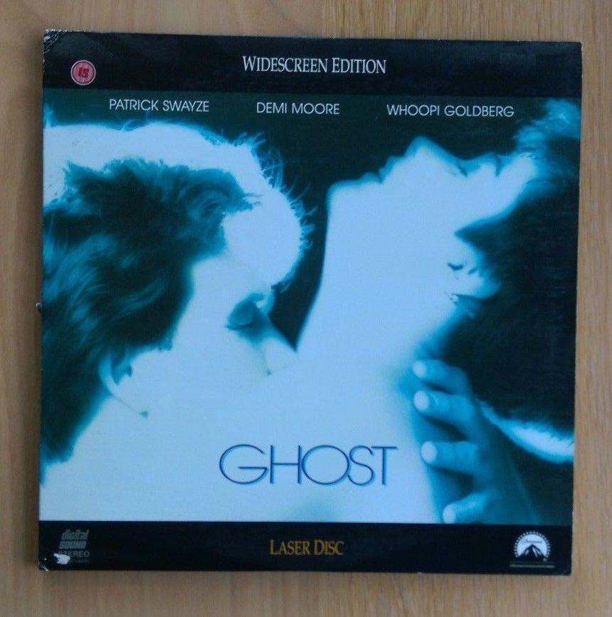 Patrick Swayze - Demi Moore - Whoopi Goldberg - Ghost