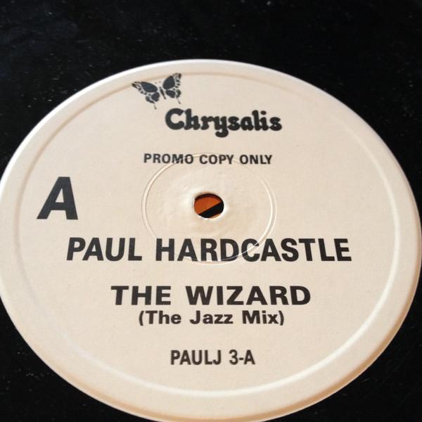 Paul Hardcastle - The Wizard (The Jazz Mix)