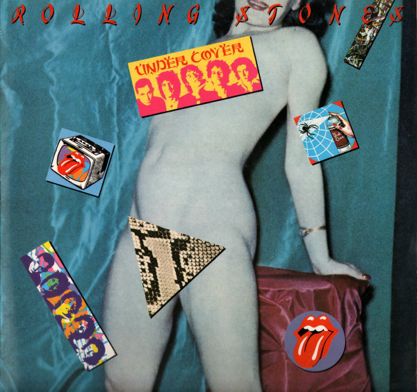 The Rolling Stones - Undercover