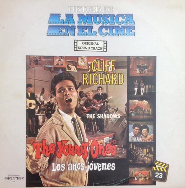 Cliff Richard & The Shadows -  The Young Ones = Los A?os J?venes