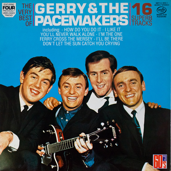 Gerry And The Pacemakers - The Very Best Of Gerry And The Pacemakers