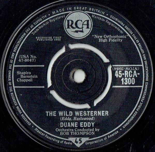 Duane Eddy - The Wild Westerner