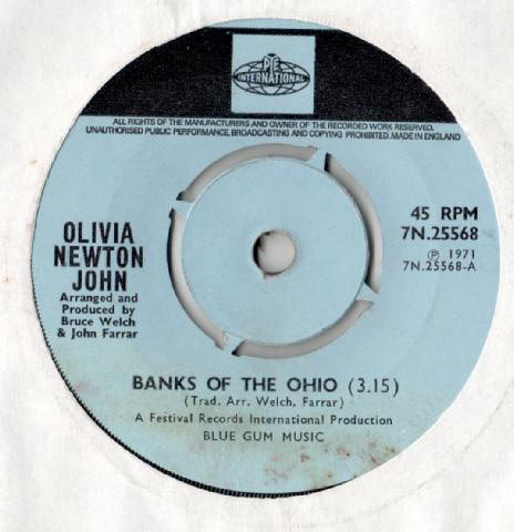 Olivia Newton John - Banks Of The Ohio
