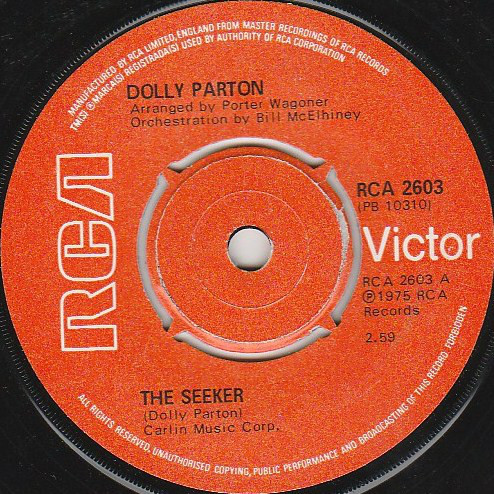 Dolly Parton - The Seeker