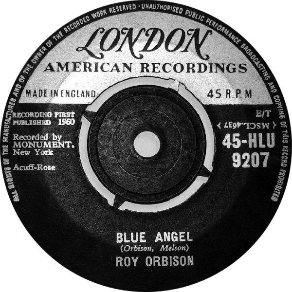 Roy Orbison - Blue Angel