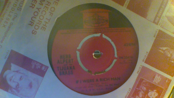 Herb Alpert And The Tijuana Brass -  If I Were A Rich Man