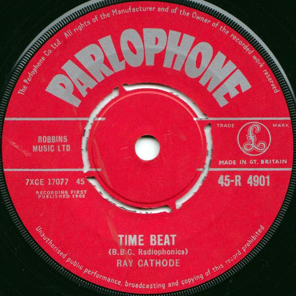 Ray Cathode - Time Beat / Waltz In Orbit