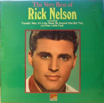 Rick Nelson - The Very Best Of Rick Nelson