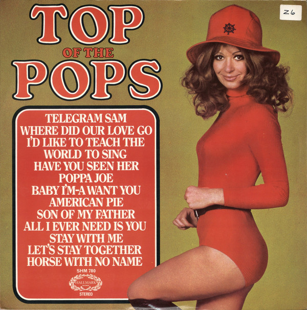 The Top Of The Poppers - Top Of The Pops Vol. 22