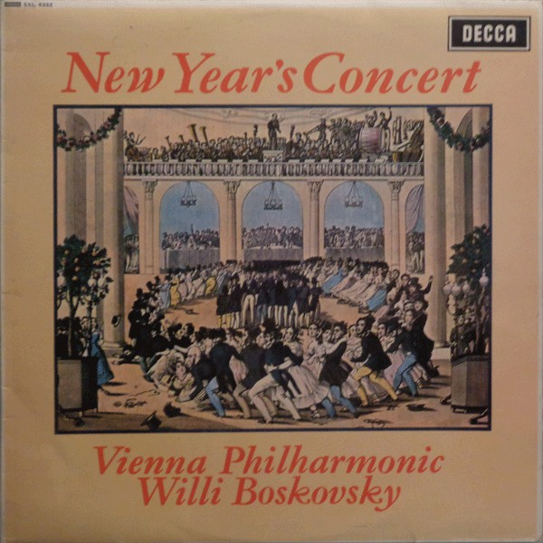 Vienna Philharmonic, Willi Boskovsky - New Year?s Concert